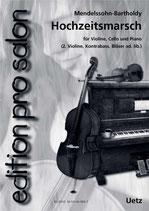 Felix Mendelssohn-Bartholdy: Hochzeitsmarsch