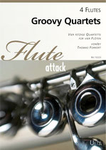 Thomas Forkert: Groovy Quartets