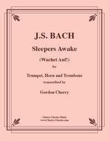 Johann Sebastian Bach: Wachet auf!