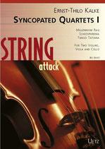 Ernst-Thilo Kalke (arr.): Syncopated Quartets