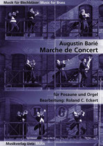 Augustin Barié: Marche de Concert