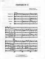 Henry Purcell: Fanfare in C