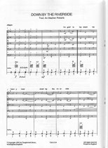 Stephen Roberts (arr.): Down by the riverside