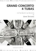 John Stevens: Grand Concerto