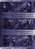 David Stowell: The Inordinate Claims of a Drunken Dullard