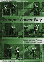 Joachim Kunze: Trumpet Power Play II
