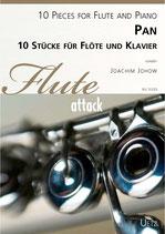 Joachim Johow: Das Flötenheft Pan