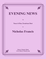 Nicholas Francis: Evening News