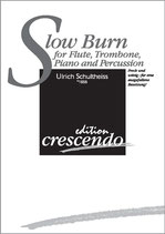 Ulrich Schultheiss: Slow Burn