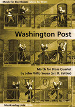 John Philip Sousa: Washington Post March