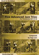 Ingo Luis: Five Advanced Jazz Trios I