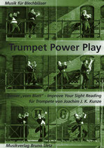 Joachim Kunze: Trumpet Power Play III
