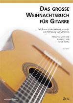 Leslie Searle (arr.): Das große Weihnachtsbuch für Gitarre