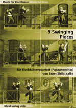 Ernst-Thilo Kalke: 9 Swinging Pieces