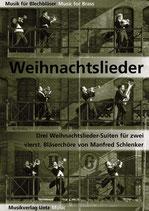 Manfred Schlenker (arr.): Weihnachtslieder