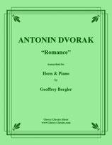 Antonin Dvorak: Romanze