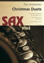 Richard Roblee: Christmas Duets