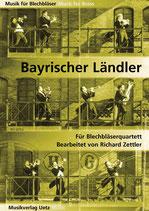 Richard Zettler (arr.): Bayrischer Ländler
