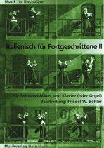 Friedel W. Böhler: Italienisch für Fortgeschrittene II