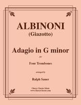 Tomaso Albinoni: Adagio in g-moll