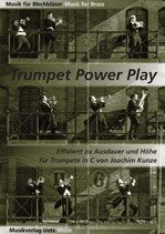 Joachim Kunze: Trumpet Power Play I