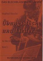 Siegfried Hinsche (arr.): Übungsstücke und Lieder