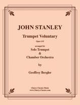 John Stanley: Trumpet Voluntary op. 6 #5