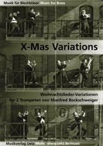 Manfred Bockschweiger (arr): X-mas Variations
