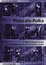 Johann Strauß, Joseph Strauß: Pizzicato-Polka