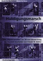 Edvard Grieg: Huldigungsmarsch