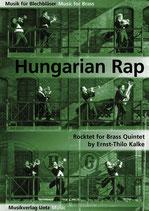 Ernst-Thilo Kalke: Hungarian Rap