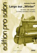 Antonio Vivaldi: Largo aus Der Winter