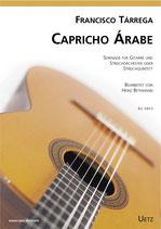 Francisco Tárrega: Capricho Árabe