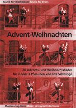 Ute Schwinge (arr.): Advent- und Weihnachtslieder