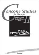 G. Concone: Studien für Trompete