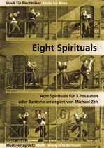 Michael Zeh (arr.): Eight Spirituals