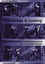Gottfried Schreiter (arr.): Christmas is coming