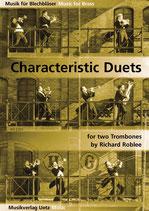 Richard Roblee (arr.): Characteristic Duets I