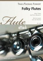 Thomas Forkert (arr.): Folky Flutes