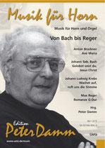 Peter Damm (arr.): Von Bach bis Reger