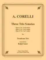 Arcangelo Corelli: Drei Sonaten