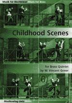 W. Vincent Gover: Childhood Scenes