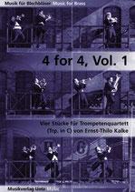 Ernst-Thilo Kalke: 4 for 4