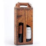 Geschenkbox mit 2 oder 3 Flaschen