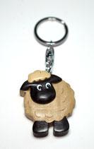 Schaf, schwarz