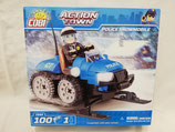 Cobi 1544 Police Snowmobile