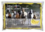 Bonbons pour chevaux -banane-, 750 g