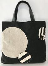 Bubble Flat bag M