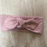 haar band strik roze