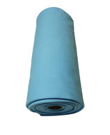 Bündchen hellblau (B5)